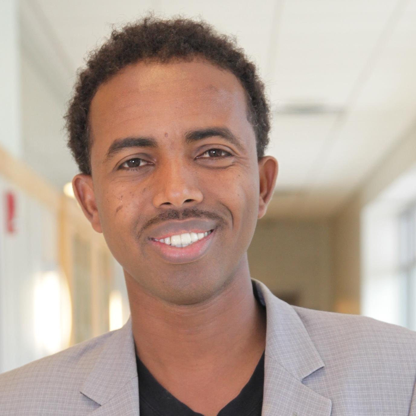 Boyah J. Farah, Program Adviser Somalia