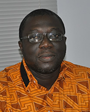Kofi Essien, Executive Director OLE Ghana