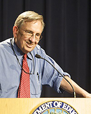 Marshall (Mike) Smith, Former Dean, Stanford School of Education