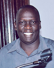 Oliver Waindi, Executive Director<br />OLE Kenya